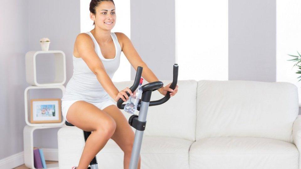 Тренировки на велотренажере для похудения ног