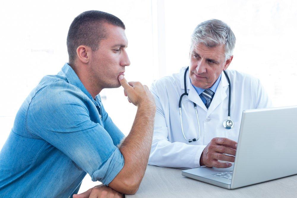 Аденома простаты − распространенное мужское заболевание