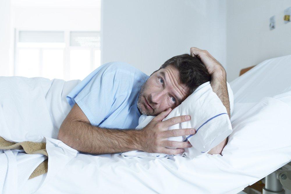 На больничном из за простатита хронический простатит умеренное обострение