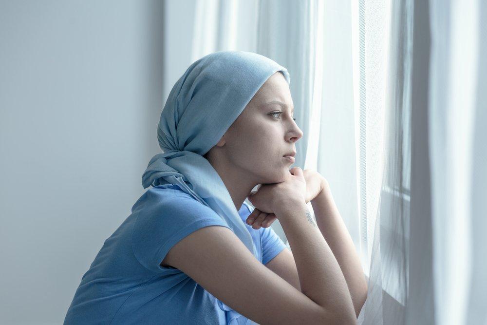 Рак женской простаты